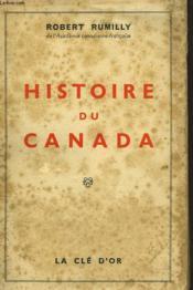 Histoire Du Canada - Couverture - Format classique