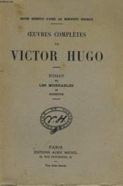 Oeuvres Completes De Victor Hugo - Roman Vi - Les Miserables Ii - Cosette - Couverture - Format classique