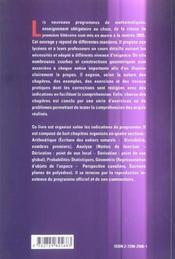 Enseignement Obligatoire Au Choix - 4ème de couverture - Format classique