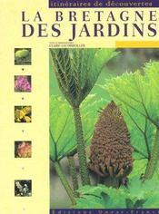 La Bretagne des jardins - Intérieur - Format classique