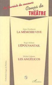 La Memoire Vive - Intérieur - Format classique