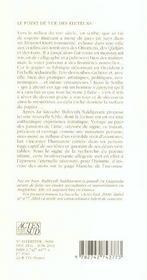 Les Cinq Reves Du Scribe - 4ème de couverture - Format classique