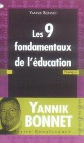 Les neuf fondamentaux de l'éducation - Couverture - Format classique