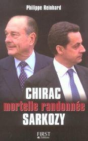 Chirac Sarkozy : Mortelle Randonnee - Intérieur - Format classique