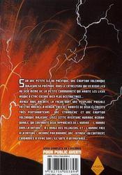 Rivage t.5 - 4ème de couverture - Format classique