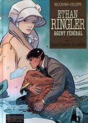 Ethan Ringler, agent fédéral t.3 ; quand viennent les ombres - Intérieur - Format classique