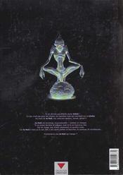 Chroniques de la terre fixe ; nocturnes - 4ème de couverture - Format classique