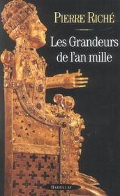 Les grandeurs de l'an mille - Intérieur - Format classique