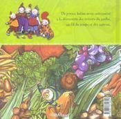 Secrets De Jardin - 4ème de couverture - Format classique
