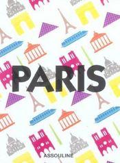 Paris de a a z - Intérieur - Format classique