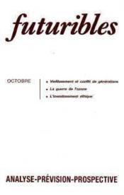 Futuribles N.125 Octobre 1988 - Couverture - Format classique