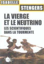 La Vierge Et Le Neutrino - Intérieur - Format classique