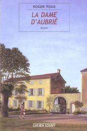 La dame d'aubrie - Intérieur - Format classique
