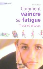 Comment Vaincre Sa Fatigue - Intérieur - Format classique