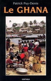 Le Ghana - Couverture - Format classique