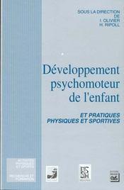 Développement psychomoteur de l'enfant - Intérieur - Format classique