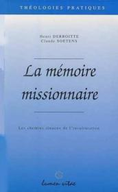 Memoire Missionnaire - Couverture - Format classique