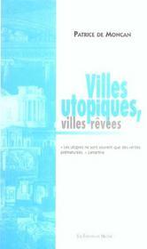 Villes Utopiques Villes Revees - Intérieur - Format classique