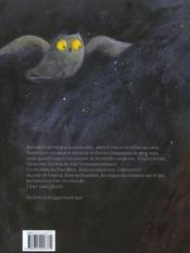 Nuit blanche au clair de lune - 4ème de couverture - Format classique