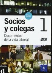 Socios Y Colegas 1 Dvd - Couverture - Format classique