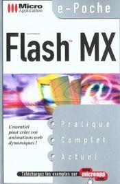 Flash 6 - Intérieur - Format classique