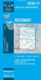Rosnay  - Collectif Ign