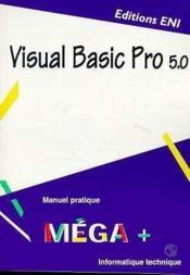 Visual basic pro 5 - Couverture - Format classique