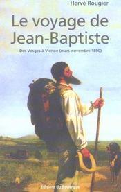 Le voyage de jean-baptiste de saint die a vienne - Intérieur - Format classique