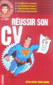 Reussir son cv (edition 2006-2007) - Intérieur - Format classique