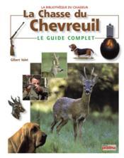 La chasse du chevreuil - Couverture - Format classique