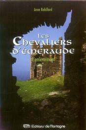 Chevaliers D'Emeraude Tome 7 / L'Enlevement - Intérieur - Format classique