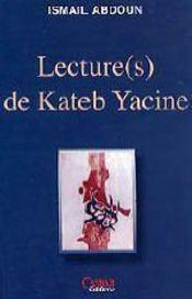 Lecture(s) de kateb yacine - Intérieur - Format classique