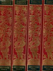 Oeuvres En 4 Tomes - Couverture - Format classique