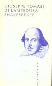 Shakespeare - Intérieur - Format classique