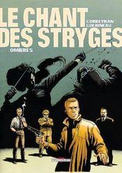 Le Chant Des Stryges T.1 ; Ombres - Intérieur - Format classique