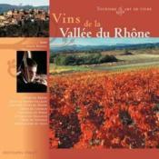 Vins De La Vallee Du Rhone - Couverture - Format classique