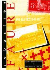 Ecrits Pedagogiques - Couverture - Format classique