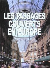 Les Passages En Europe - Intérieur - Format classique