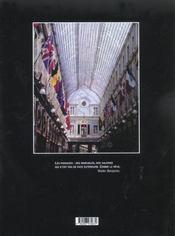 Les Passages En Europe - 4ème de couverture - Format classique
