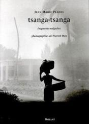 Tsanga-tsanga ; fragments malgaches - Couverture - Format classique