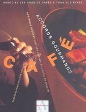 Cafes ; Accords Gourmands - Intérieur - Format classique