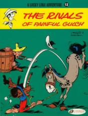 Vente livre :  Lucky Luke T.12 ; the rivals of Painful Gulch  - Rene Goscinny - Morris