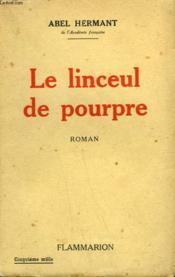 Le Linceul De Pourpre. - Couverture - Format classique