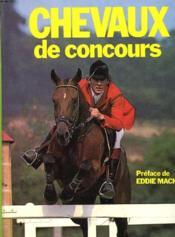 Chevaux De Concours - Couverture - Format classique