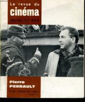 Revue De Cinema - Image Et Son N° 256 - Pierre Perrault - Couverture - Format classique