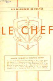 Le Chef N° 244 Mars 1944 - Couverture - Format classique