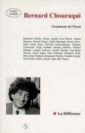 Bernard Chouraqui Un Penseur De L'Inoui - Couverture - Format classique