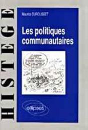 Les Politiques Communautaires - Intérieur - Format classique