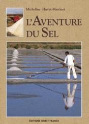 L'aventure du sel - Couverture - Format classique