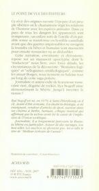 Le livre blanc - 4ème de couverture - Format classique